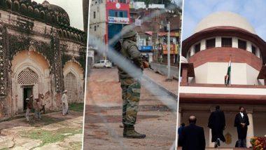 Ayodhya Verdict: আজ অযোধ্যা মামলার চূড়ান্ত রায় ঘোষণা, কড়া নিরাপত্তা দিল্লি-উত্তরপ্রদেশ জুড়ে