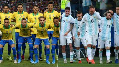 Brazil vs Argentina, International Friendly 2019: ব্রাজিল বনাম আর্জেন্টিনা ফ্রেন্ডলি ম্যাচ কোথায় কোথায় দেখা যাবে, জেনে নিন ক্লিক করে