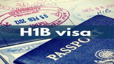 H-1B Visa: রেকর্ড পরিমাণ এইচ–১ বি ভিসার আবেদন বাতিল আমেরিকার, সমস্যায় ভারতের আইটি কর্মীরা