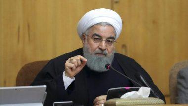 Iran President Hassan Rouhani: 'সোলেইমানির হত্যার বদলা নেব', আমেরিকাকে হুঁশিয়ারি ইরানের প্রেসিডেন্ট হাসান রৌহানির