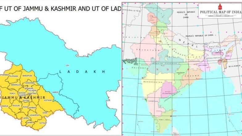 Pakistan Rejects Indian Political Map: ভারতের নতুন মানচিত্রকে 'অবৈধ' বলল পাকিস্তান!