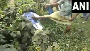 Karimpur By-Election: করিমপুরের বুথে গোলমাল, বিজেপি প্রার্থী জয়প্রকাশ মজুমদারকে লাথি মারার অভিযোগ(দেখুন ভিডিও)