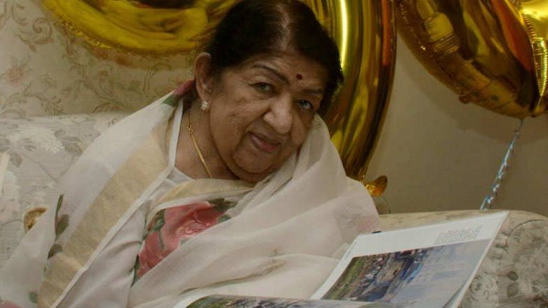 Lata Mangeshkar: ২৮ দিন পর হাসপাতাল থেকে বাড়ি ফিরলেন লতা মঙ্গেশকর