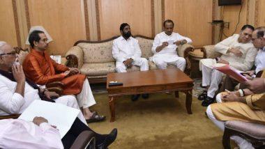 Uddhav Thackeray's First Cabinet Meeting:শিবাজির রাজধানী রায়গড় দুর্গের উন্নতিতে ২০ কোটি, চেয়ারে বসেই কৃষকদের মুখে হাসি ফোটাতে চান উদ্ভব ঠাকরে