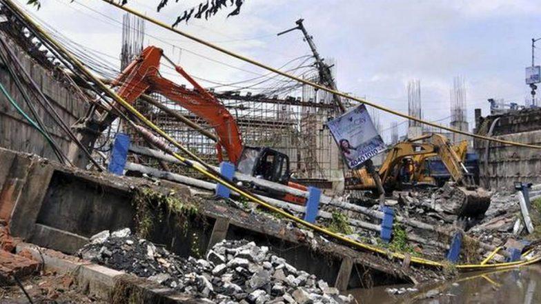 Majherhat Bridge Update: রাজ্যের ঢিলেমির জন্যই থমকে মাঝেরহাট ব্রিজের পুনর্নির্মাণ কাজ!