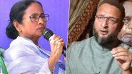Asaduddin Owaisi Hits Back to Mamata Banerjee: মমতা বন্দ্যোপাধ্যায় হায়দরাবাদিদের ভয় পাচ্ছেন, তাহলে বাংলায় বিজেপি কীকরে ১৮ আসন পেল, জানতে চাইলেন আসাদউদ্দিন ওয়েসি