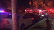 California Mass Shooting:  ফের মার্কিন মুলুকে বন্দুকবাজের হামলা, মৃত ৪ আহত ১০ (দেখন ভিডিও)