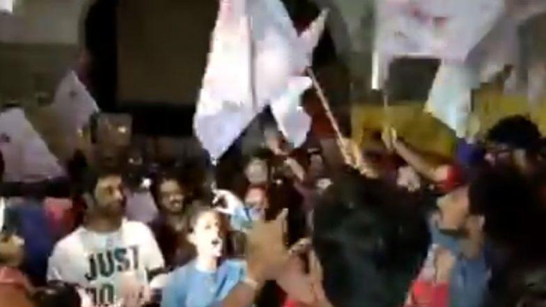 Kolkata SFI Wins Student Election: ৯ বছর পর প্রেসিডেন্সিতে লাল আবীর, ছাত্র সংসদে জয়ী এসএফআই