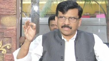 Shiv Sena MP Sanjay Raut: 'বাংলার বাঘিনীর পাশে আছি', মমতা বন্দোপাধ্যায়ের সমর্থনে টুইট শিবসেনার সঞ্জয় রাউতের