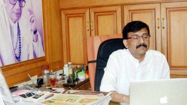 Maharashtra Government Formation: ২৩ তারিখেই সরকার গঠনের অনুমতি নিতে রাজ্যপালের কাছে শিবসেনা-এনসিপি-কংগ্রেসের প্রতিনিধি দল, সঞ্জয় রাউত