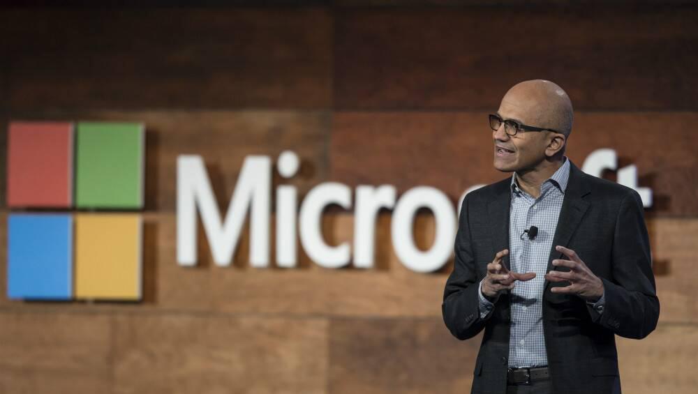Microsoft CEO Satya Nadella: ফরচুন বিজনেস পার্সন অফ দ্য ইয়ার হলেন মাইক্রোসফট সিইও সত্য নাদেল্লা