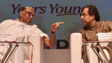 NCP Chief Sharad Pawar: মহারাষ্ট্রের মুখ্যমন্ত্রী উদ্ধব ঠাকরে, সাংবাদিকদের বললেন শরদ পাওয়ার