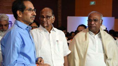 Maharashtra Government Formation: রাত পোহালেই শপথ অনুষ্ঠান, উদ্ধব ঠাকরের মন্ত্রিসভায় কে কে ঠাঁই পাচ্ছেন, রইল তালিকা