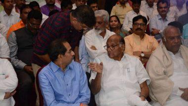 Maharashtra Government Formation:  উদ্ধব ঠাকরেই মুখ্যমন্ত্রী, দুই ডেপুটি কংগ্রেস ও এনসিপি থেকে