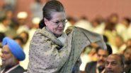 Congress Alliance With Shiv Sena In Maharashtra: মহারাষ্ট্রে শিবসেনার হাত শক্ত করতে পাশে কংগ্রেস, এগিয়ে যাওয়ার ইঙ্গিত সোনিয়া গান্ধীর!