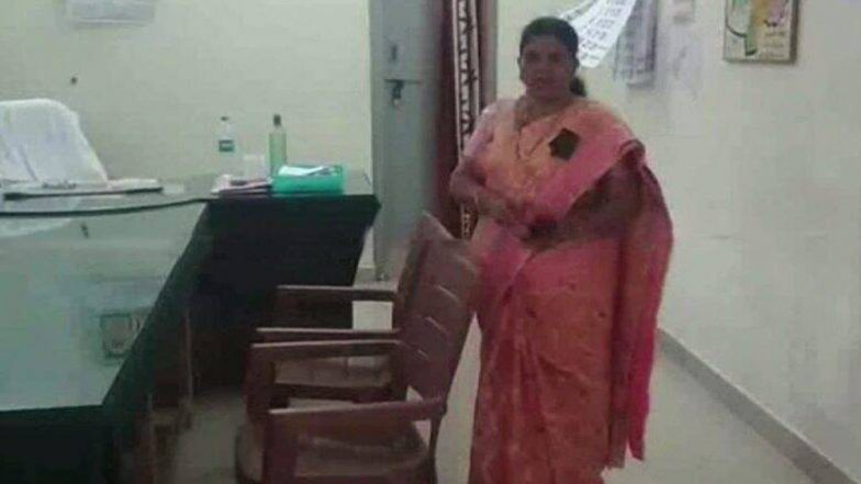 Andhra Pradesh: তেলেঙ্গানার ঘটনা থেকে শিক্ষা, আতঙ্কিত মহিলা সরকারি আধিকারিক জনগণের সঙ্গে দূরত্ব বাড়াতে কষে বাঁধলেন দড়ি