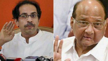 Shiv Sena-NCP-Congress Govt in Maharashtra?:  কংগ্রেসকে পাশে পেতে শরদ পাওয়ারের সঙ্গে বৈঠকে উদ্ধব ঠাকরে, তাহলে কি মহারাষ্ট্রে শিবসেনা এনসিপি-কংগ্রেসের জোট সরকার?