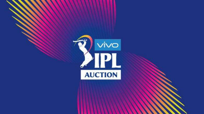 IPL 2020 Players Auction: কলকাতায় অনুষ্ঠিত হবে আইপিএল ২০২০-এর নিলাম অনুষ্ঠান, বিস্তারিত জেনে নিন