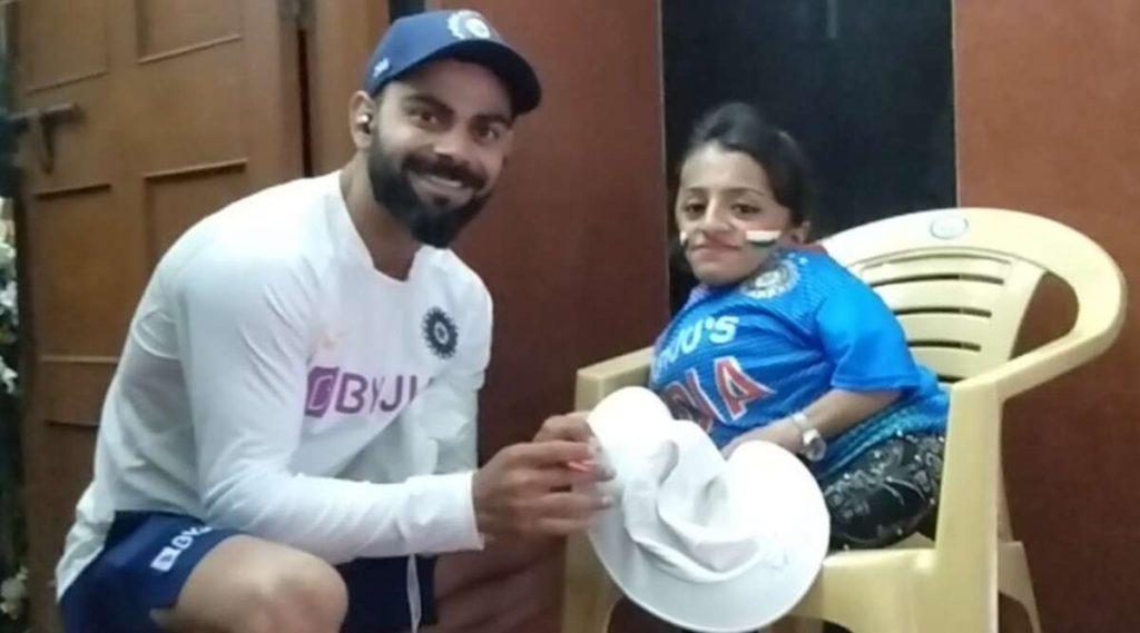 India vs Bangladesh: বিরাট মনের পরিচয় দিলেন কোহলি, ভারত-বাংলাদেশ ম্যাচের প্রথম টেস্টের আগে জাদু কী ঝপ্পি দিলেন 'বিশেষ' ভক্তকে