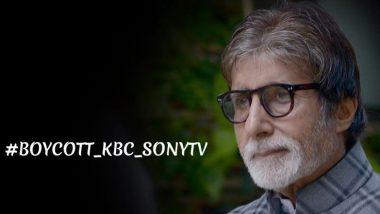 '#Boycott_KBC_SonyTv': 'শিবাজি মহারাজ' না বলে 'শিবাজি' বলেছেন অমিতাভ বচ্চন, 'কৌন বনেগা ক্রোড়পতি' বয়কটের ডাক নেটিজেনদের