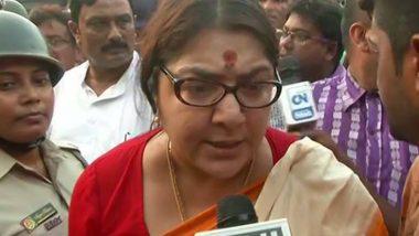 Locket Chatterjee On Para Teachers Agitation: পার্শ্বশিক্ষকদের অনশনের ঘটনায় রাজনৈতিক চাপানউতোর; ক্ষোভ প্রকাশ বিজেপির লকেট চ্যাটার্জির