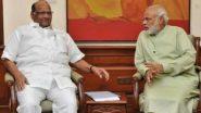 Sharad Pawar Meets PM Narendra Modi: মহারাষ্ট্রের কৃষকদের বাঁচান, রাষ্ট্রপতি শাসনের মাঝেই প্রধানমন্ত্রীর সঙ্গে জরুরি বৈঠকে শরদ পাওয়ার
