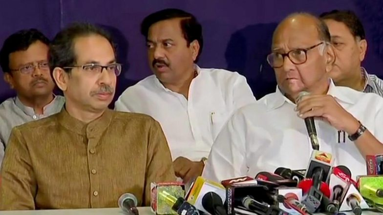 Maharashtra Govt Formation: শিবসেনার নেতৃত্বেই সরকার, জানিয়ে দিলেন শরদ পাওয়ার; একসঙ্গে থাকার বার্তা  উদ্ধব ঠাকরের