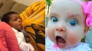 Father Breastfeeds Baby: মায়ের অনুপস্থিতিতে বুকের দুধ খাওয়ালেন বাবা, ভিডিও দেখে তাজ্জব নেটিজেনরা