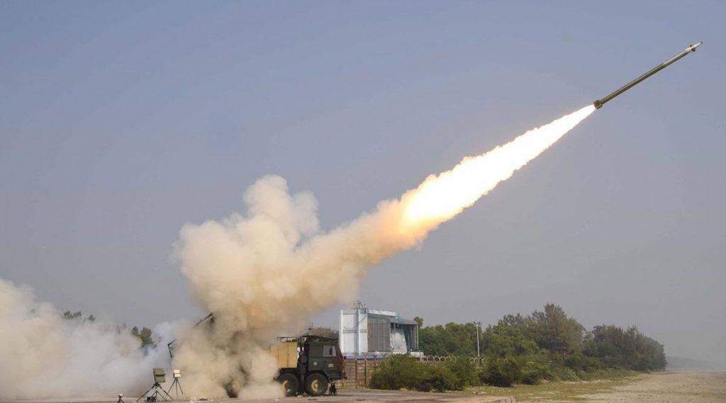 Pinaka Missile System: পিনাকা মিসাইল সিস্টেমের সফল পরীক্ষা করল ডিআরডিও