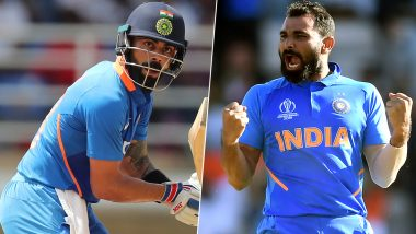 ICC Test Rankings 2019: স্টিভ স্মিথকে সরিয়ে আইসিসি টেস্টে র্যাঙ্কিংয়ের শীর্ষে বিরাট কোহলি, বোলিংয়ে প্রথম দশে মহম্মদ শামি