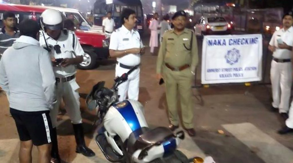 Kolkata Police: লকডাউন অমান্য করায় কলকাতায় গ্রেপ্তার ৪৫৩ জন