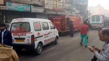 Delhi Fire Incident: দিল্লিতে চামড়া কারাখানায় আগুন, পলাতক বিল্ডিং মালিকের নামে মামলা রুজু