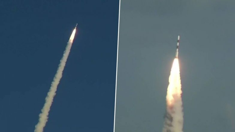ISRO: মহাকাশ প্রযুক্তির জগতে নতুন ইতিহাস ইসরোর, লঞ্চ হল RISAT-2BR1 উপগ্রহ
