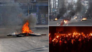 Citizenship Act Protests In Northeast: সাময়িক কারফিউ শিথিল গুয়াহাটি ও ডিব্রুগড়ে, সোশাল মিডিয়ায় ভুয়ো খবর থেকে সতর্ক থাকতে বলল সেনা