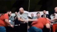 Slapping Competition: এক চড়ে কোমায় চলে গেলেন চড় মারা প্রতিযোগিতার চ্যাম্পিয়ন!