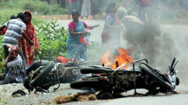 Protest In Bengal Against Citizenship Act: রবিবারও নাগরিকত্ব বিলের প্রতিবাদে বিক্ষোভ পশ্চিমবঙ্গের বিভিন্ন জায়গায়, রাস্তা অবরোধ, জ্বলল আগুন