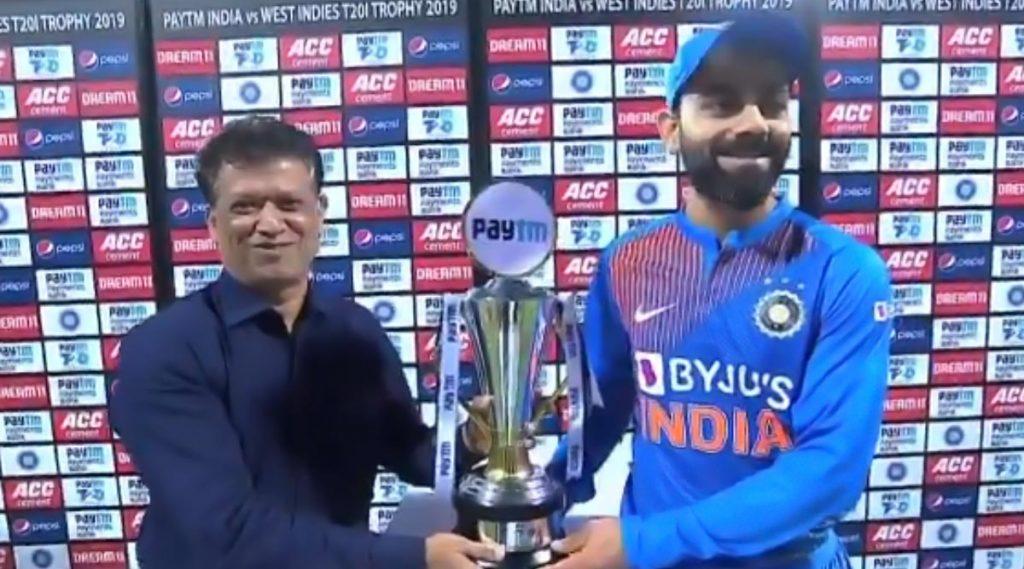 IND vs WI 3rd ODI 2019: তৃতীয় একদিনের ম্যাচে ওয়েস্ট ইন্ডিজেকে ৪ উইকেটে হারিয়ে জিরিজ জয় টিম ইন্ডিয়ার
