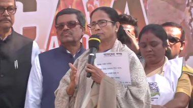 Mamata Banerjee: 'একজোট হয়ে বিজেপিকেই গোটা দেশে একঘরে করে দিন' নাগরিকত্ব আইনের প্রতিবাদে জেলাসফরে বেরিয়ে পুরুলিয়ায় বললেন মমতা ব্যানার্জি