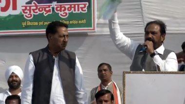 Delhi: গান্ধী নয় 'প্রিয়াঙ্কা চোপড়া জিন্দাবাদ' স্লোগান দিয়ে তুমুল ট্রোলড কংগ্রেস নেতা