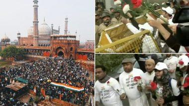 Delhi: CAA-র বিরুদ্ধে প্রতিবাদের জের, দিল্লিতে বন্ধ অন্তত ২০টি মেট্রো স্টেশন