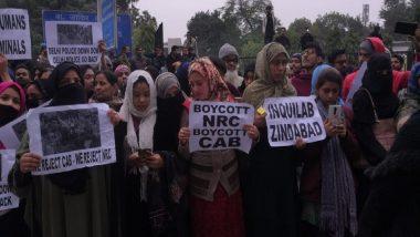 Anti-CAA Protests: আইন পাসের তৃতীয় সপ্তাহেও প্রতিবাদ মিছিল, আঁটো সাঁটো নিরাপত্তায় শান্তিপূর্ণ বিক্ষোভ