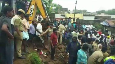 Tamil Nadu Rains: প্রবল বৃষ্টিপাতে তামিলনাড়ুতে দেওয়াল ভেঙে মৃতের সংখ্যা বেড়ে ১৭; বন্ধ স্কুল, কলেজ