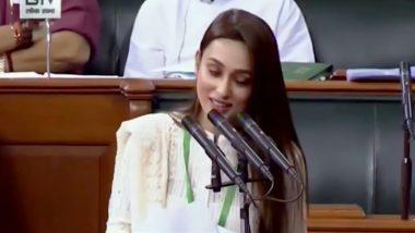MP Mimi Chakraborty: সকলের সামনে পেটানোর দাবিকে সমর্থন জানিয়ে ধর্ষকদের দ্রুত উপযুক্ত শাস্তি চাইলেন সাংসদ মিমি চক্রবর্তী