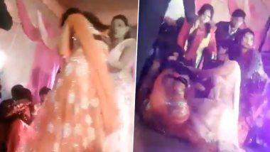 Man Shoots Woman In Face: বিয়ের অনুষ্ঠানে নাচ থামানোয় নৃত্যশিল্পীর মুখে গুলি, ভাইরাল ভিডিও