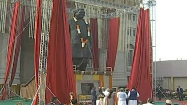 PM Narendra Modi Unveils Atal Bihari Vajpayee's Statue: লখনউতে অটল বিহারী বাজপেয়ীর মূর্তি উন্মোচন করলেন নরেন্দ্র মোদি