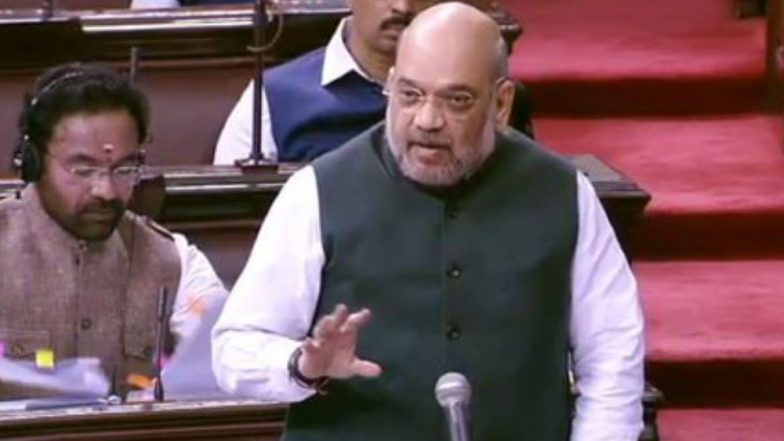 SPG Bill Passed in Rajya Sabha: প্রিয়াঙ্কার বাড়িতে নিরাপত্তা লঙ্ঘনের ঘটনায় তদন্তের আশ্বাস অমিত শাহের, এসপিজি বিল পাশ হতেই রাজ্যসভা থেকে ওয়াকআউট কংগ্রেসের