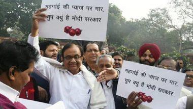 P Chidambaram On Onion Price Rise Row: পেঁয়াজের ঝাঁজে সরগরম রাজধানী, নির্মলা সীতারমণ কি তা হলে অ্যাভোকাডো খান? প্রশ্ন চিদাম্বরমের