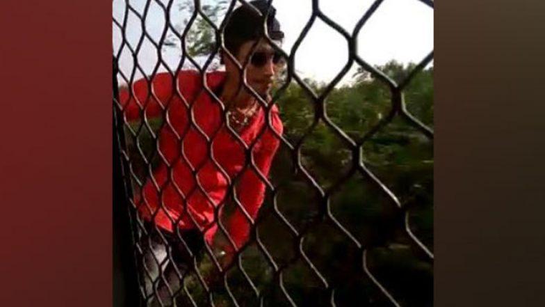 Youth Dies While Performing Stunt: চলন্ত ট্রেনে স্টান্ট দেখাতে গিয়ে কী হল? দেখুন ভিডিও