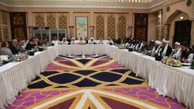 US Resumes Talks With Taliban: আবারও তালিবানের সঙ্গে আলোচনা শুরু অ্যামেরিকার