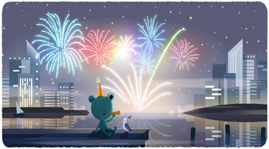 New Year's Eve 2019: নতুন বছরের আগের দিনটিকে স্বাগত জানিয়ে ডুডুল বানাল গুগল